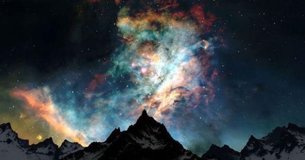 both on my bucketlist: Alaska and northern lights! Aurora Borealis. The Northern