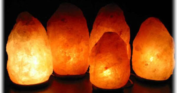 Himalayan Salt Lamps Effects : Pinterest The world s catalog of ideas
