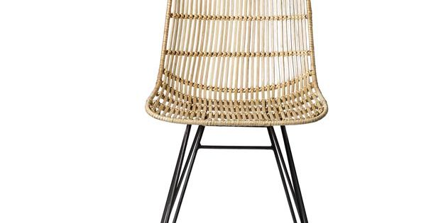 bloomingville stool in rattan have a seat pinterest winkels. Black Bedroom Furniture Sets. Home Design Ideas