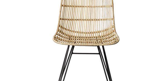 bloomingville stool in rattan dinning room inspiration pinterest. Black Bedroom Furniture Sets. Home Design Ideas