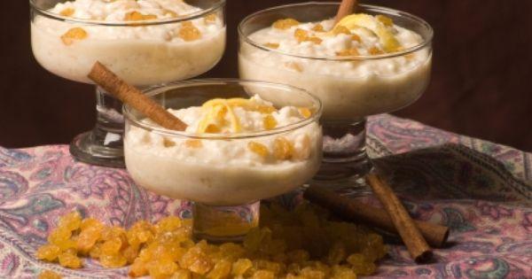 وصفة الارز بالحليب Food Arabic Sweets Arabic Food