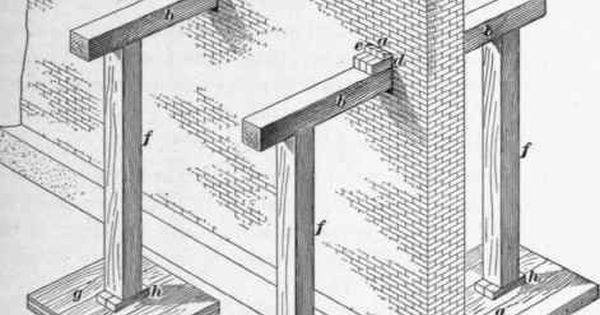 Needle beam. In shoring, the horizontal cross timber which ...