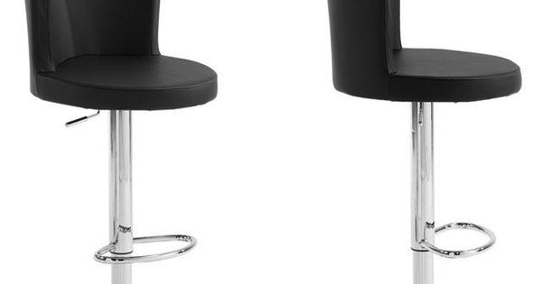 Lot De 2 Tabourets De Bar Design Dossier Antennae Drawer Id Es Pour La Maison Pinterest
