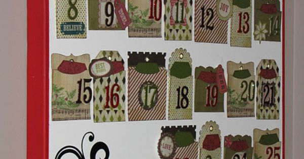 Clean & Scentsible: Advent Calendar Ideas Great ideas to do in December!