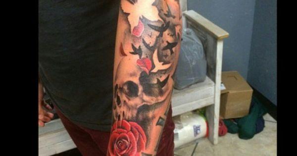 Pin By Jens Meurer On Tattoo: John Cooper's New Tattoos! HIS TATTOOS JUST KEEP GETTING