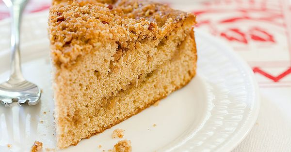 Coffee cake, Coffee and Cake recipes on Pinterest