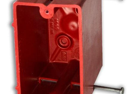 Allied Moulded 1099nred Red Fire Circuit Fiberglass Box Read More Reviews Of The Product By Visiting The Link On The Gadget World Work Boxes Latest Gadgets