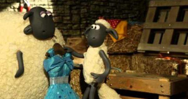 Shaun The Sheep S03e17 Party Animals Youtube Shaun The Sheep Animal Party Sheep