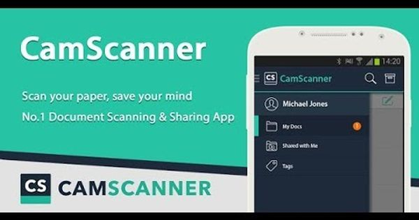 How To Use Cam Scanner Android App Phone Mobile Scanner Scanner