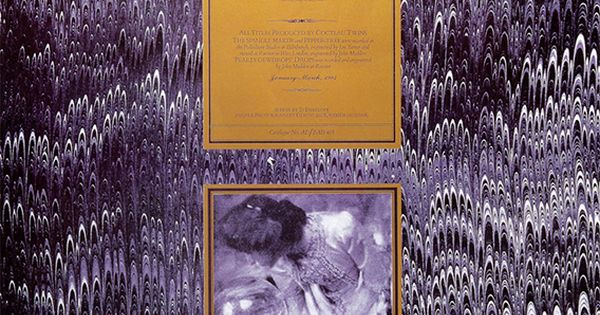 The Cocteau Twins Quot The Spangle Maker Quot Poster Designed By