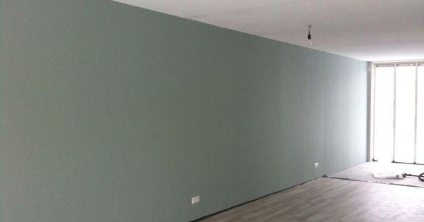 Had mijn lange muur in de kamer kunnen zijn earlydew woonkamer inspiratie pinterest wall - Kleur zen kamer ...