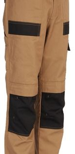 Pantalon De Travail Pointer Taille 40 Brico Depot Pantalon De Travail Pantalon Ceinture Elastique