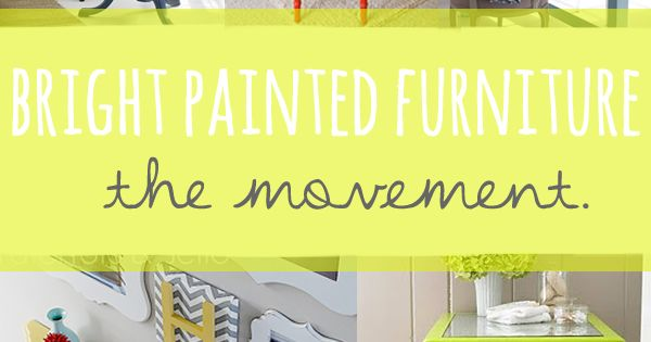 Tons of tips to paint crafts and furniture