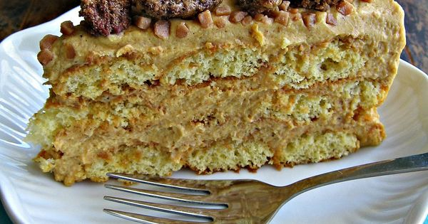 Super-Simple Pumpkin Tiramisu | Recipe | Candied Pecans, Tiramisu and ...
