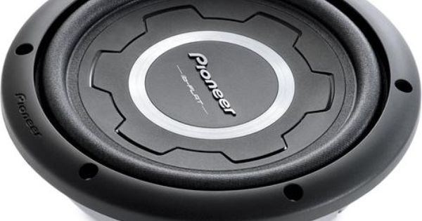 Shallow Subs For Big Bass In A Tight Space Car Audio Car Stereo Systems Stereo Systems