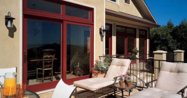 Marvin Windows And Doors In Wineberry Color Wow