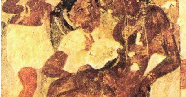 Ajanta ellora caves paintings google search black india