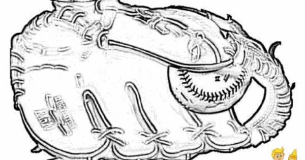 professional baseball coloring pages - photo#31