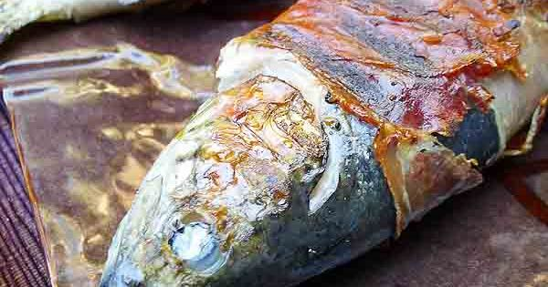 Trout, Rainbow trout and Prosciutto on Pinterest