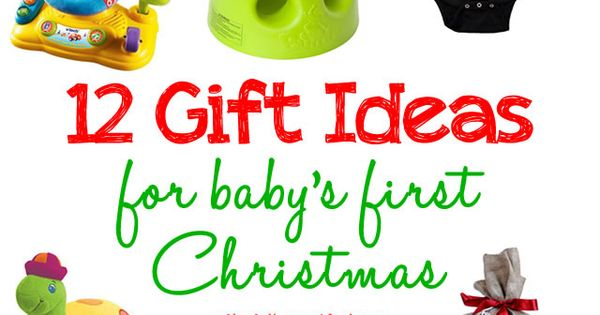 It's baby's first Christmas and you have no idea what to buy