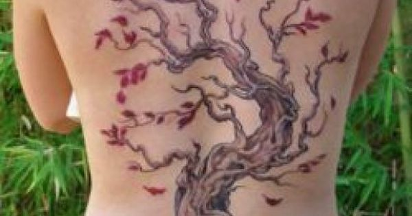 This was actually some of the inspiration for my back tattoo. The
