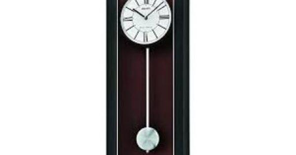 Clock 001 845 00288 Wall Clocks From Nick T Arnold Jewelers Owensboro Ky Chiming Wall Clocks Wall Clock Black Wall Clock