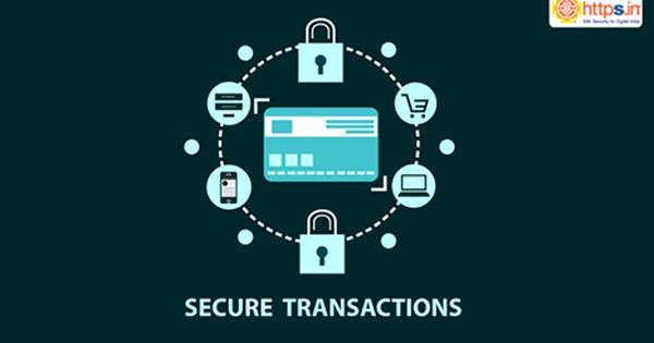Secure Transactions Are A Must On Every Website Get An Ssl Cert