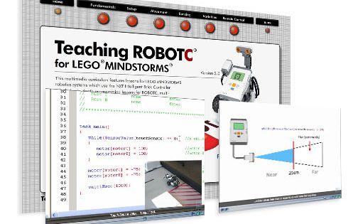 Teaching ROBOTC for LEGO MINDSTORMS Curriculum Training #