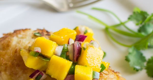 ... mango lime salsa coconut crusted chicken with mango salsa recipes