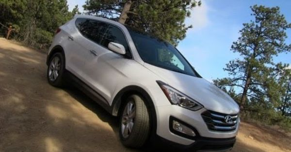 2013 Hyundai Santa Fe Sport Awd On Off Road Review With Images