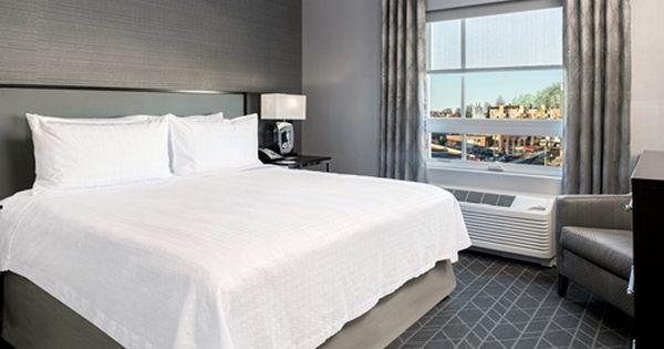 Homewood Suites By Hilton Boston Logan Airport Chelsea Ma King Suite Bed Homewood Suites Suites Dream Apartment