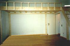 Wohnetage Von Wand Zu Wand Hochbett Selber Bauen Wohnen Wohnung