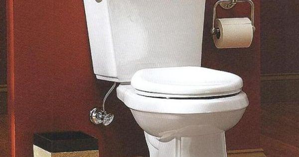 Gerber Logan Square Ergoheight 2 Piece Elongated Toilet