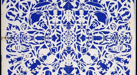 Hans Christian Andersen, Papercut art