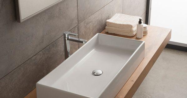 aufsatzwaschbecken aufsatzwaschtisch megabad 300. Black Bedroom Furniture Sets. Home Design Ideas
