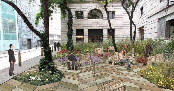 St pancras church garden city of london 171 studio weave spatial