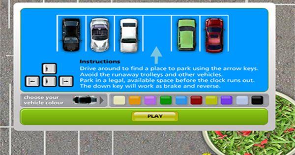 Pin By Car Games On العاب سيارت Driving Running Away Park