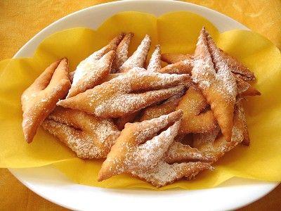 Faschingsgeback Hasenohrl Food Food And Drink Delicious