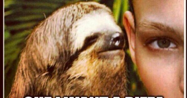 Rape sloth memes - photo#51