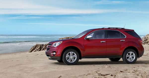2013 Chevy Equinox Crystal Red Tintcoat Chevy Equinox Crossover