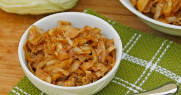 Braised cabbage and Cabbages on Pinterest