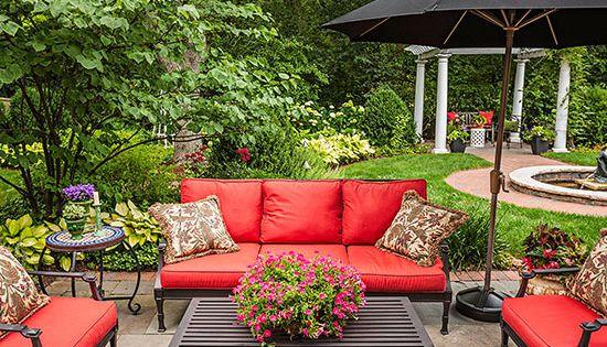 Backyard Patio Furniture Arrangements 2017 2018 Best