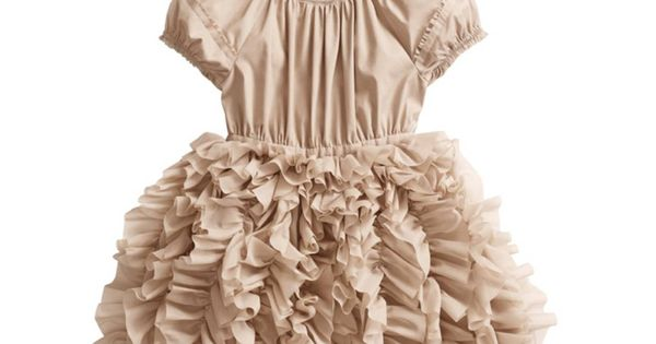 We adore H M All for Children dress! Perfect flower girl dress!