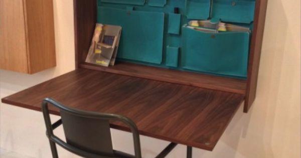 secr taire mural no sentou maison et objet maison. Black Bedroom Furniture Sets. Home Design Ideas