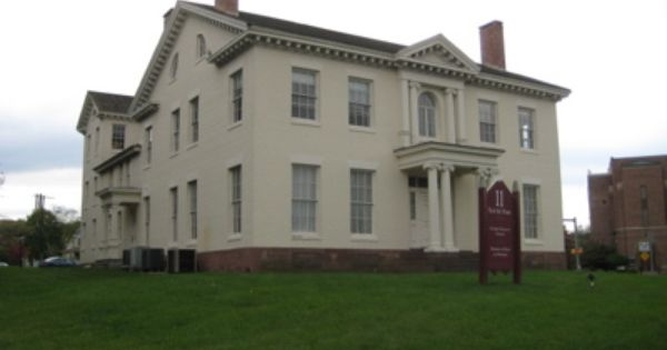 Underground Railroad House Benjamin Douglas House African American History Black History Underground Railroad
