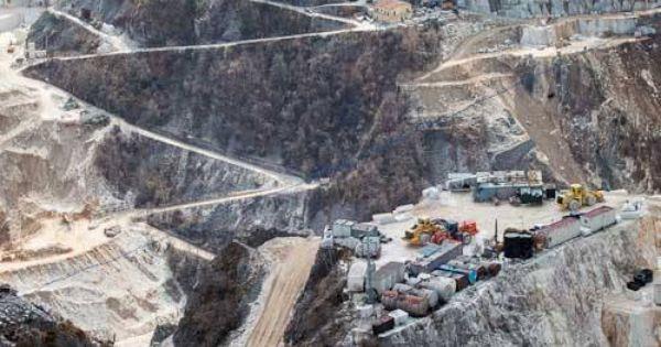 Go On A 4x4 Adventure In The Carrara Marble Quarries Carrara Carrara Marble Quarry