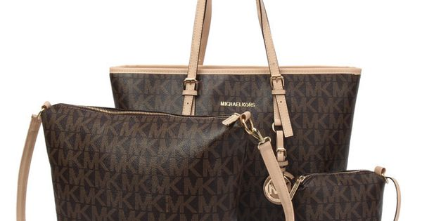 michael kors outlet Cheap And Fashionable Michael Kors Jet Set Travel Logo