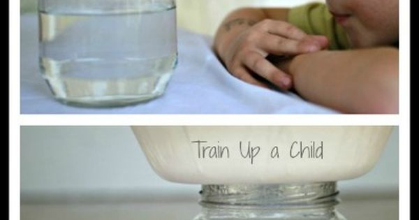 Make it rain in a jar and teach kids how the weather