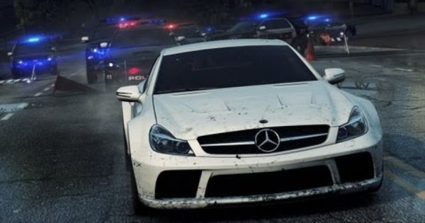 This Trailer For Need For Speed Most Wanted Limited Edition X360 Ps3 Is Very Cool Available To Buy From Itsloungetime Mercedes Benz Mercedes Benz