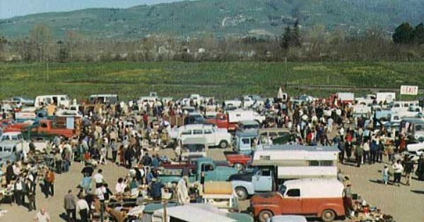 Back In The 60 S The San Jose Flea Market Has Been Operating For